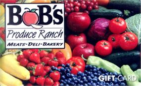 Fruit and Veggie Gift Cards